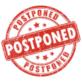 Monthly Board Meeting Postponed
